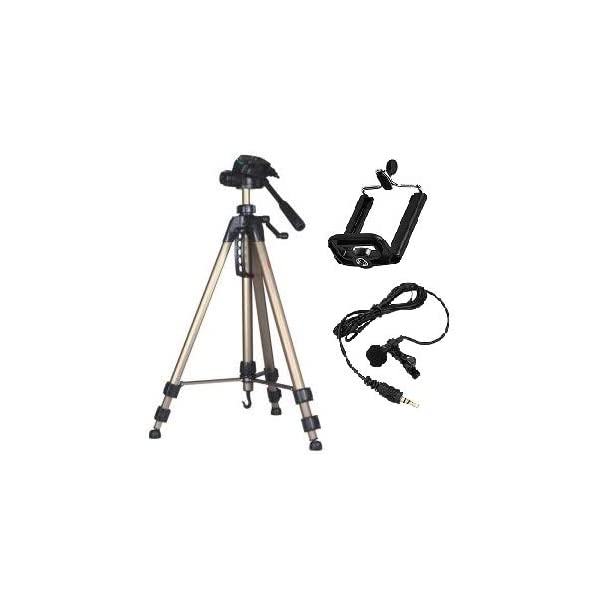 RetinaPix Simpex 3600 and FREE Mini Microphone & Camera Stand Clip Bracket Holder Tripod Monopod Mount Adapter for Mobile Phone universal mobile holder.