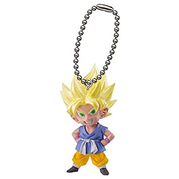 Dragon Ball Z Kai UDM Burst 2 SS Son Goku Llavero: Amazon.es ...