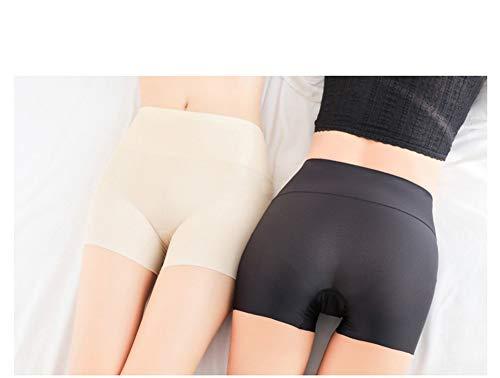 3 Continuità Angolo Delle Sicurezza Intima Alta Vita Assicurazione Giallo Angoli Tentazione Di Quattro Sexy Donne Pantaloncini A Biancheria Pantaloni Zzyqing FvHSxx
