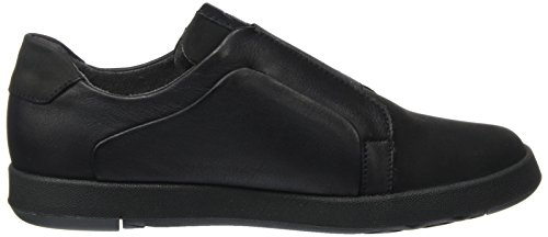 Ship Nubuck Aerosoles Bbl WoMen Mix Black Loafers in Black Black qgnAxwnv