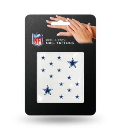 Rico NFL Dallas Cowboys Nail Tattoos -