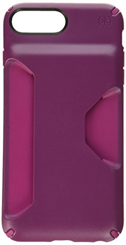 iPhone 7 Plus - SPECK PRESIDIO WALLET Protective Credit Card