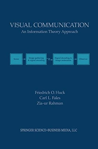 Visual Communication: An Information Theory Approach (The Springer International Series in Engineering and Computer Science) Pdf