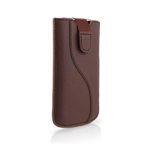 Marware CEO Glide Leather Case for iPhone 3G/3GS - - Leather Marware Ceo