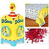 Dr. Seuss Party Supplies Table D�cor -