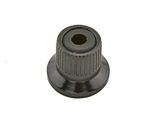 Quick Release Nuts - Alloy Quick Release Skewer Nut 5mm Black.