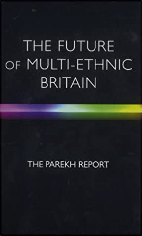 How has the uk become a multi ethnic society?