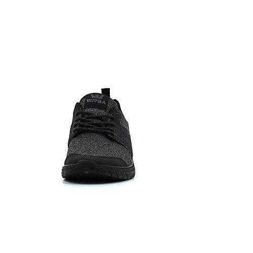Supra Vrouwen Schaar Sneaker Zwart