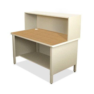 UPC 762805819873, Mailroom Utility Table Finish: Putty