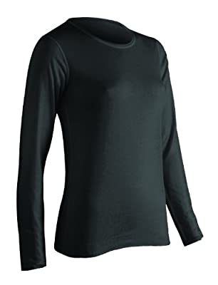 ColdPruf Women's Platinum Dual Layer Long Sleeve Crew Neck Top