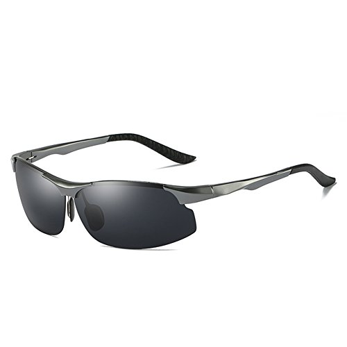 SYIWONG Aluminum Magnesium Polarized Sun Glasses Cycling - Cheapest Price Sunglasses Costa