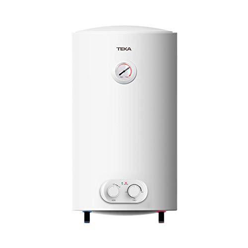 Teka 42080250 Termo EWH50H 50LT HORIZ/Vert(080250) C, Blanco, 50 lit