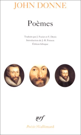 Poemes de John Donne (Poesie/Gallimard) (English and French Edition)