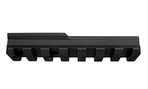 SADLAK M14/M1A Front Rail, Steel Low Profile with Internal Nutplate by SADLAK