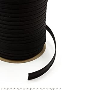 Amazon Com Sunbrella Marine Black 4608 Bias Binding Tape