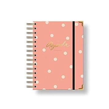 Charuca AG48 - Agenda, color rosa: Amazon.es: Oficina y ...