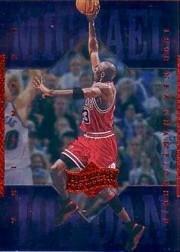 1999 Upper Deck Michael Jordan Athlete of the Century Basketball Card (1999) #90 Champions (1999 Michael Jordan Upper Deck)
