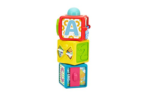 (Fisher-Price Stacking Action)