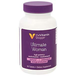 Ultimate Woman Multivitamin, High...