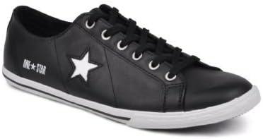 chaussure converse en cuir