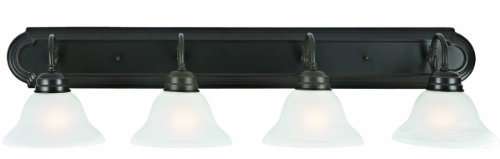 Design Vanity Light - Design House 517714 Millbridge 4 Light Vanity Light, Oil Rubbed Bronze