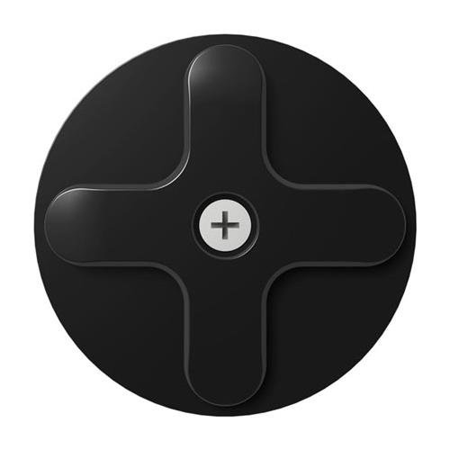 Tether Tools Proper - X-Lock Wall Disk Mount Black