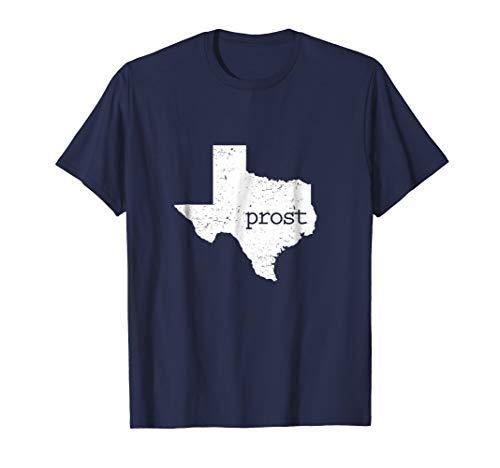 Prost Texas T Shirt Oktoberfest Apparel Outfit Oktober Fest