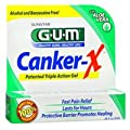 Gum Canker-X Pain Relief Gel, 8 ml (Pack of 6)