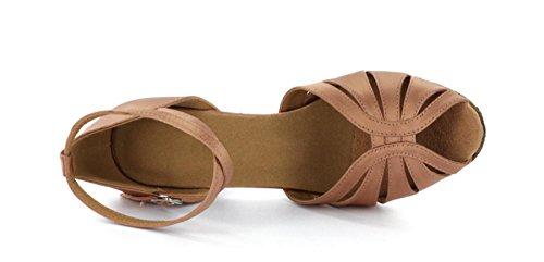 Minitoo - salón mujer marrón - bronce claro
