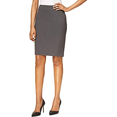 Nine West Women's Bi Stretch Slim Skirt