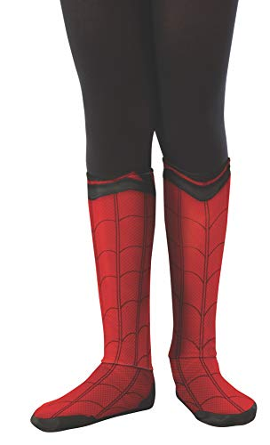 Spider-Man: Far From Home Child Spider-Man Fabric Boot Tops