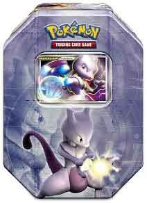 Pokemon 2008 Diamond & Pearl (EX) Holiday Collectors Tin - (Pearl Collectors Tin)
