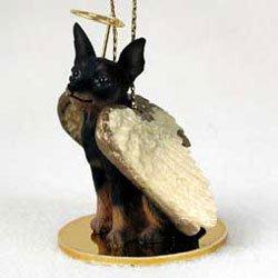 Christmas Ornament: Miniature Pinscher