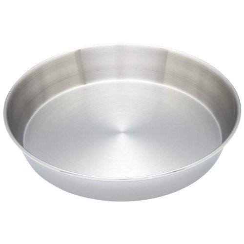 Maxam KTBKCAKE Stainless Steel Cake Pan