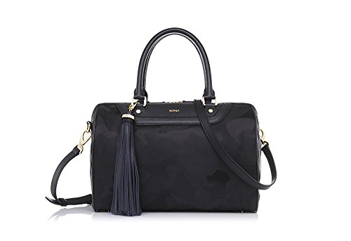 bonia-womans-black-alluring-satchel-l