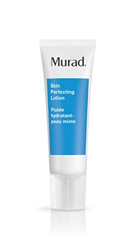 Murad Acne Control Skin Perfecting Lotion - Step 3 (1.7 fl oz), Oil-Free Daily Hydrating Face Moisturizer for Acne Prone Skin with Retinol and Allantonin to Reduce Oil, Tighten Pores, and Calm Skin (Best Drugstore Cream Blush)