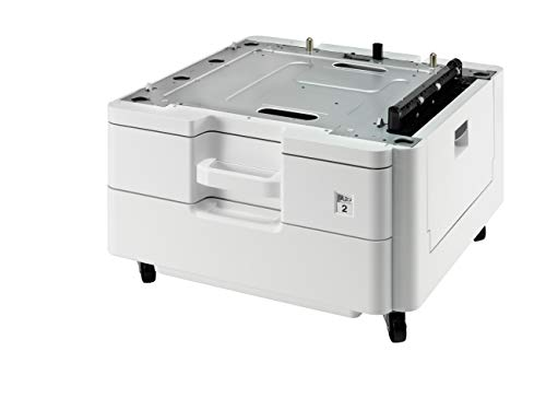 Kyocera 1203NP2US0 Model PF-470 500-Sheet Paper Feeder and Cabinet; For use with FS-C8520MFP, FS-C8525MFP, FS-6525MFP, FS-6530MFP, M4132idn, M4125idn, M8124cidn, M8130cidn and Others Printers