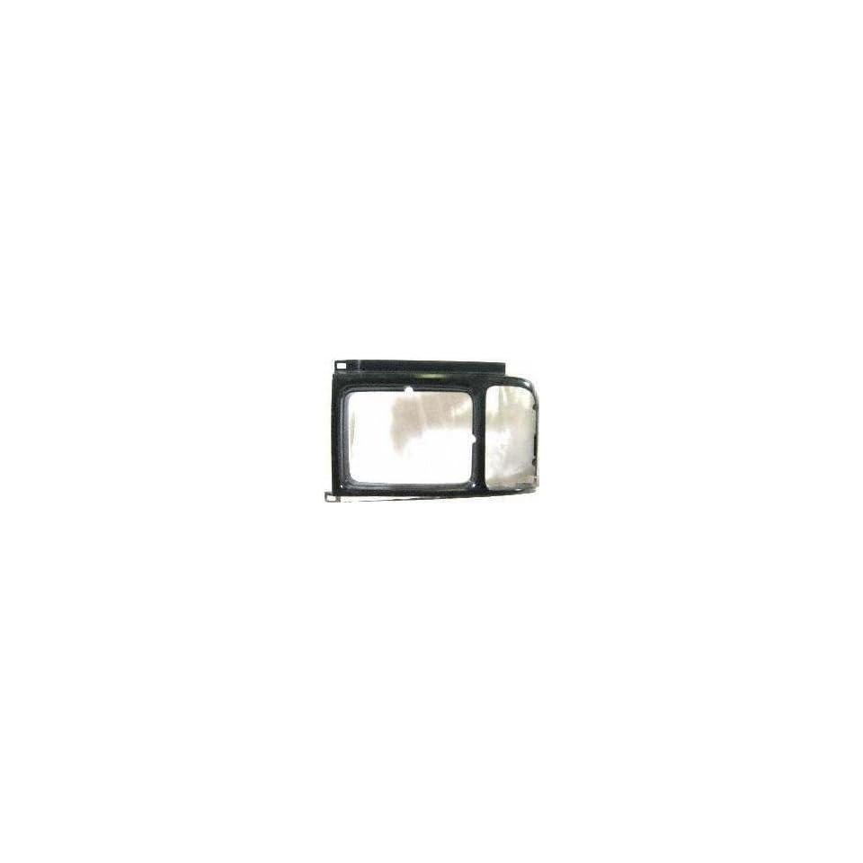 89 91 FORD AEROSTAR HEADLIGHT DOOR LH (DRIVER SIDE) VAN, Black (1989 89 1990 90 1991 91) 7976 E99Z13064B