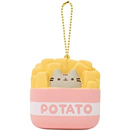 Pusheen French Fries Keychain | Slow Rising Squishy 6