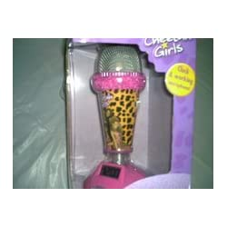 The Cheetah Girls Alarm Clock & Microphone