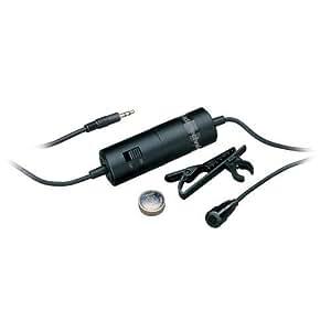 Audio-Technica ATR3350 Omnidirectional Condenser Lavalier Microphone (Discontinued)