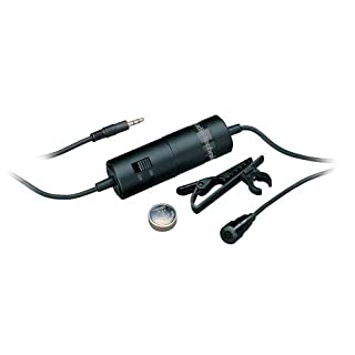 Audio-Technica ATR3350 Omnidirectional Condenser Lavalier Microphone (Discontinued) (B002HJ9PTO) | Amazon price tracker / tracking, Amazon price history charts, Amazon price watches, Amazon price drop alerts
