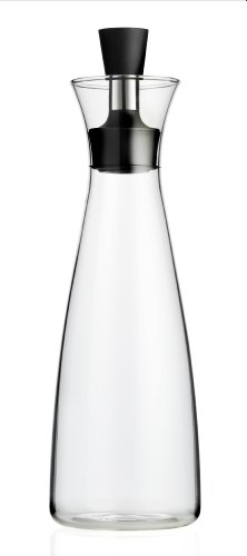 Eva Solo Oil and Vinegar Carafe, Drip-Free, 1/2-Liter