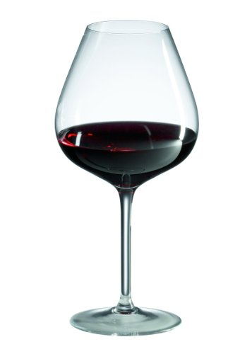 Buy ravenscroft crystal amplifier red wine glass