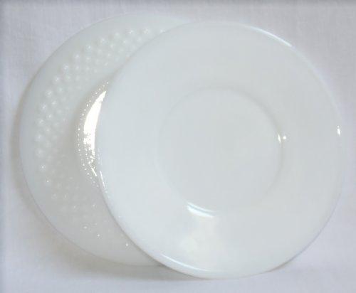 L.E. Smith Glass Company Hobnail 8