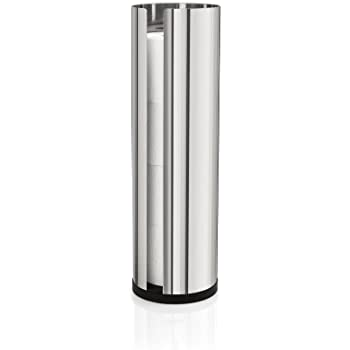 hot sale 2017 Blomus 66657 Polished Stainless Steel Spare Toilet Paper Roll Holder
