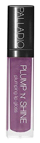 Palladio Plump 'n' Shine Lip Gloss, Acaiya Later