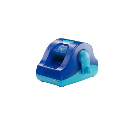 Xyron XRN250-CFTEN Create-a-Sticker 2.5-inch Sticker Maker with Permanent-Adhesive Cartridge