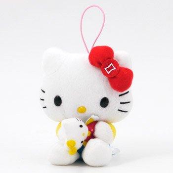 Hello Kitty Plush: Gemini