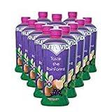 12-30 Oz Bottles - Fruta Vida (Acai,Yerba Mate, Cupuacu) Juice by Pro Image International